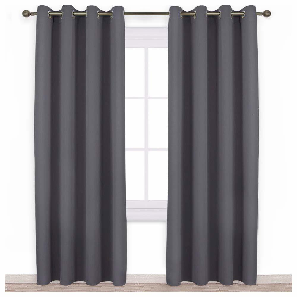 36 Inch Room Darkening Curtains Best Soundproof Curtains Reviews Of 2019 Perfect For Noise
