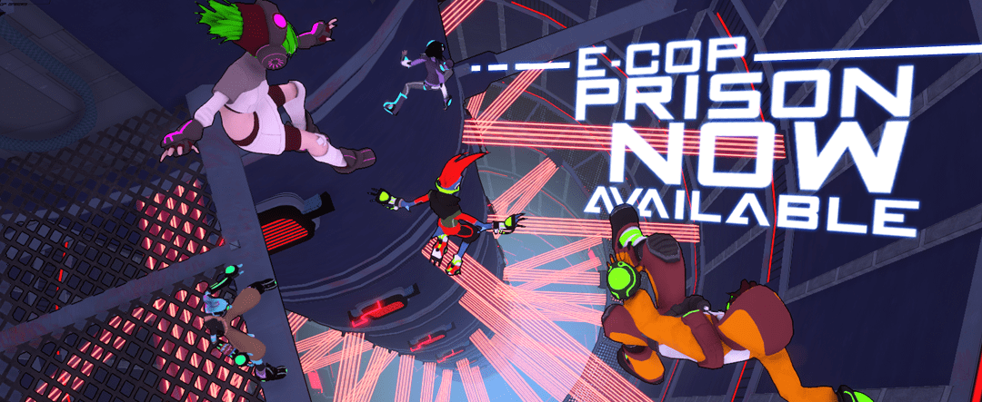 New update: the E-Cop Prison now on Steam