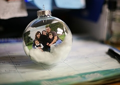 Make one every year! How cool would it be to have! DIY Christmas Ideas