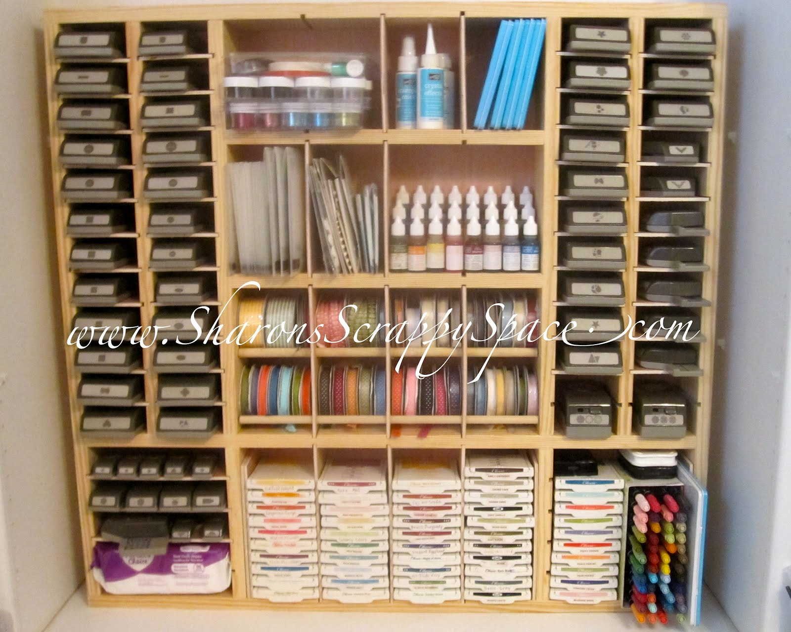 Stampin Up Scrapbooking Storage We Know How To Do It
