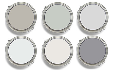 Ways with Gray Wall Colors