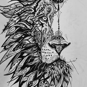 Lion Tattoos Designs And Ideas