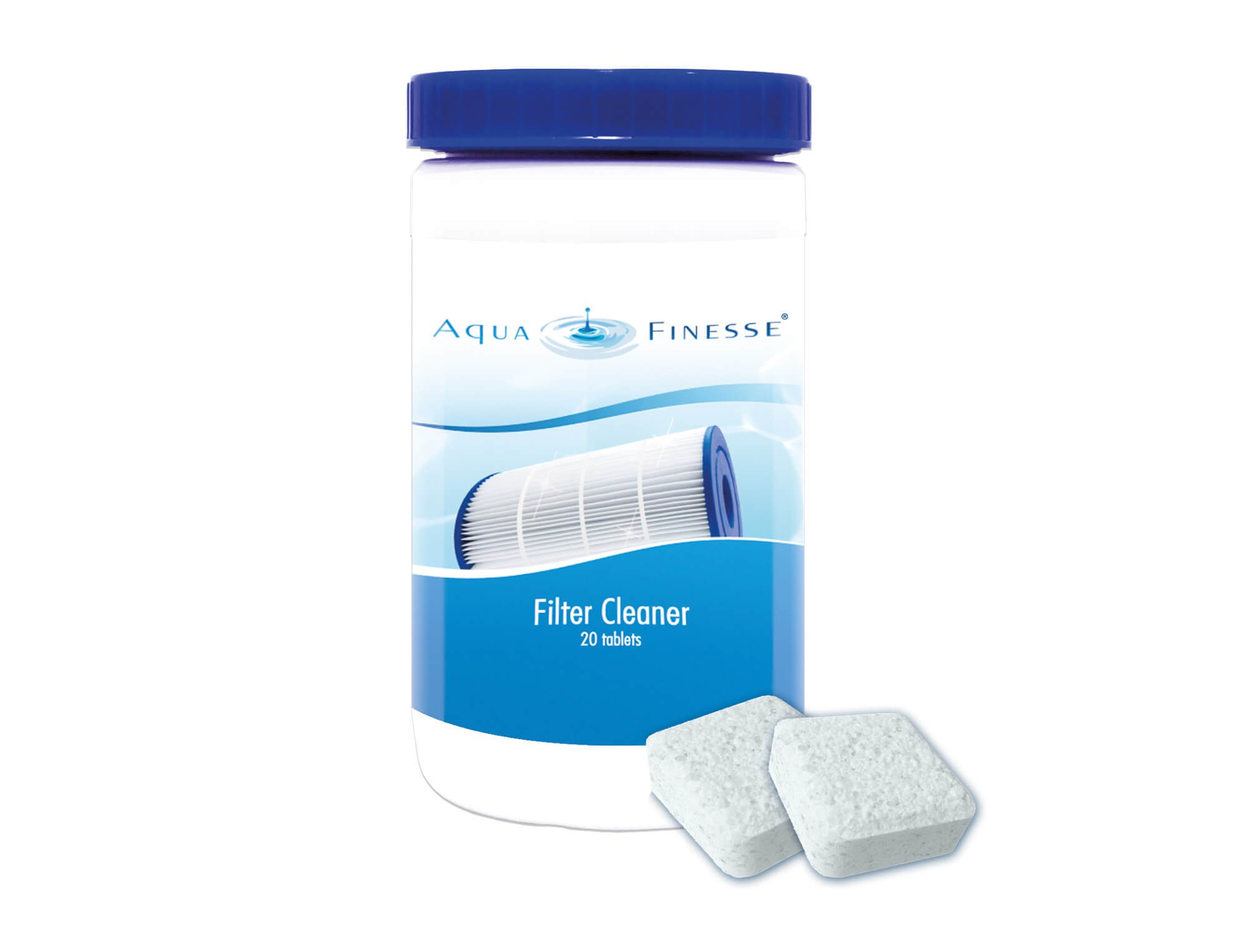 Pool Reinigung Filter Aquafinesse Filter Cleaner Tabletten Filter Reiniger