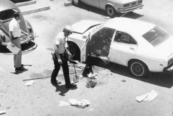 Don Bolles Car Howard Auto Preservation