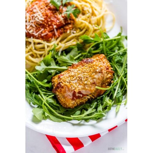 Medium Crop Of Grilled Chicken Parmesan