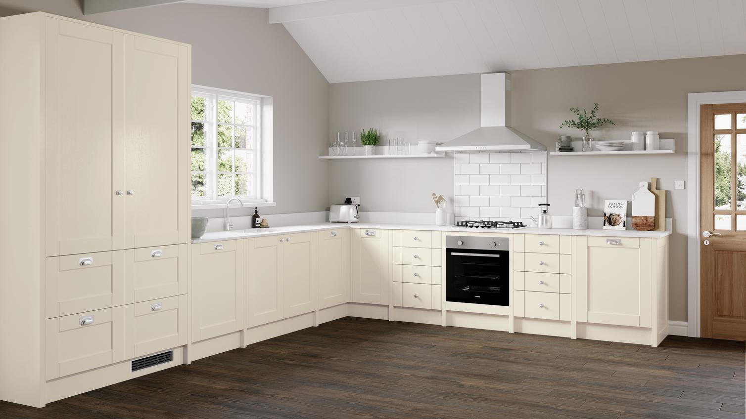 Cream Kitchen Ideas Kitchen Colour Ideas Howdens
