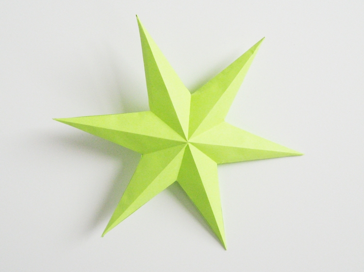 Paper Stars - Part 2 - How Did You Make This? Luxe DIY