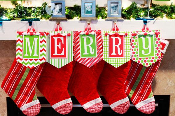 Merry Christmas! Here is your FREE Christmas printable!