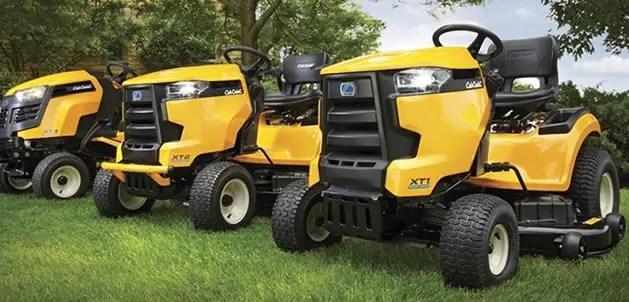 Cub Cadet XT1  XT2 Lawn Tractors Review
