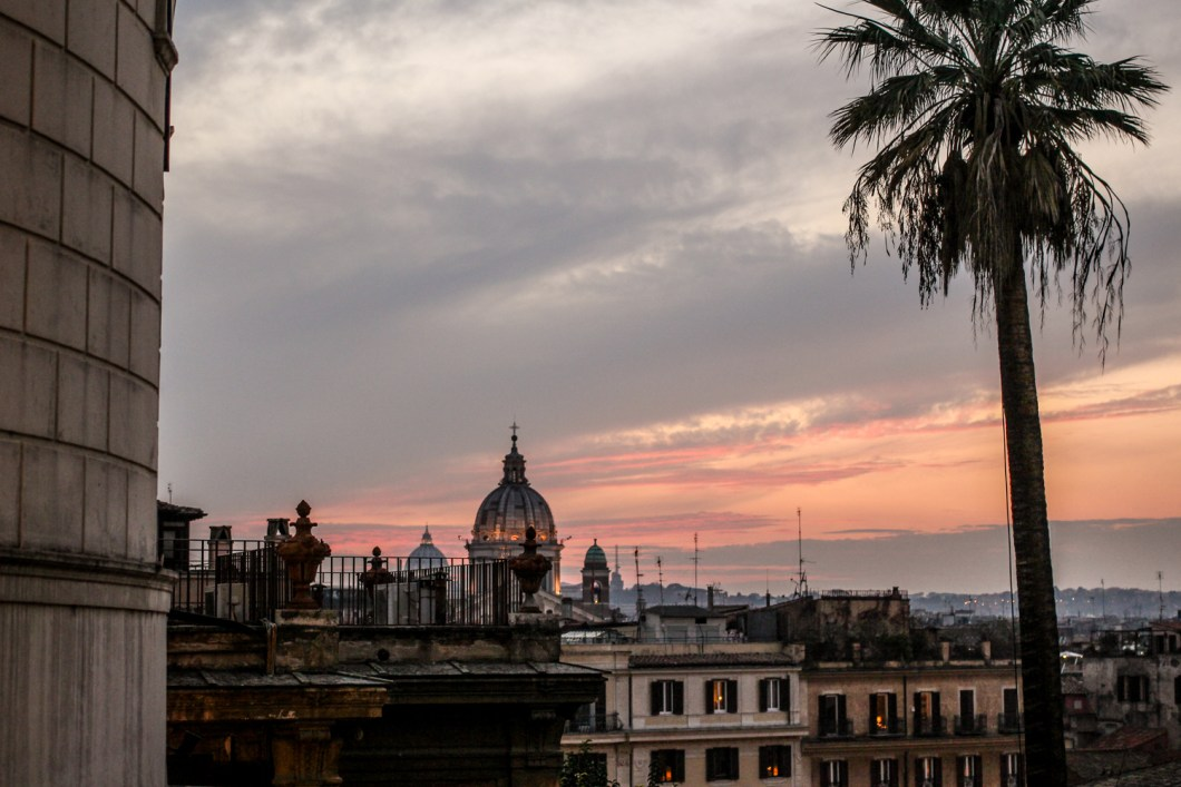Rome Italy | How Far From Home
