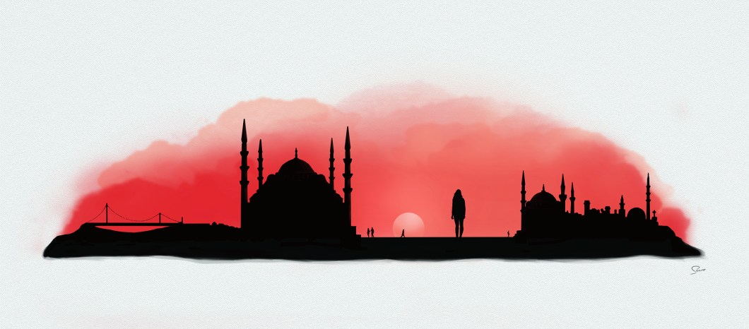 Istanbul Art | How Far From Home
