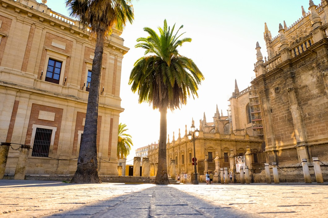 Seville Spain | How Far From Home