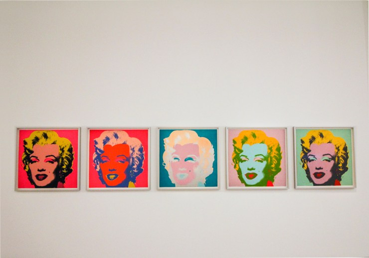 Andy Warhol's Marilyn at the MUMOK, Vienna | How Far From Home