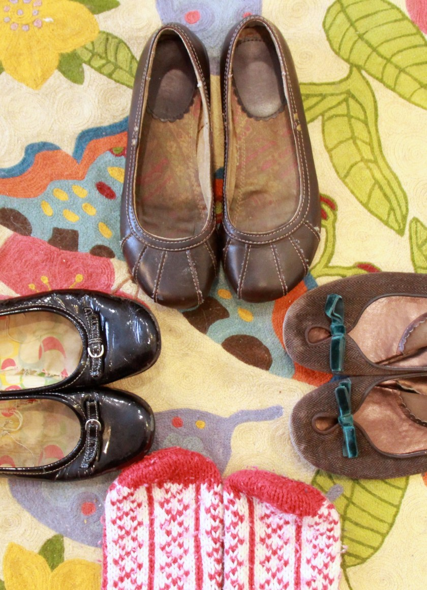 Minimize | I love you, shoes, but it's time to say goodbye
