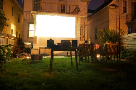 How kids can make money with movies: Kids can make a bit of extra money with an outdoor movie theater. Sell admission tickets and concessions to neighborhood kids.