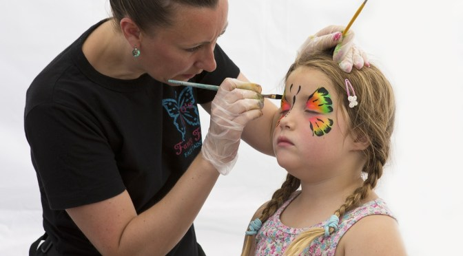 Method 32: Can Kids Paint Faces at Flea Markets and Sporting Events to Earn Money?