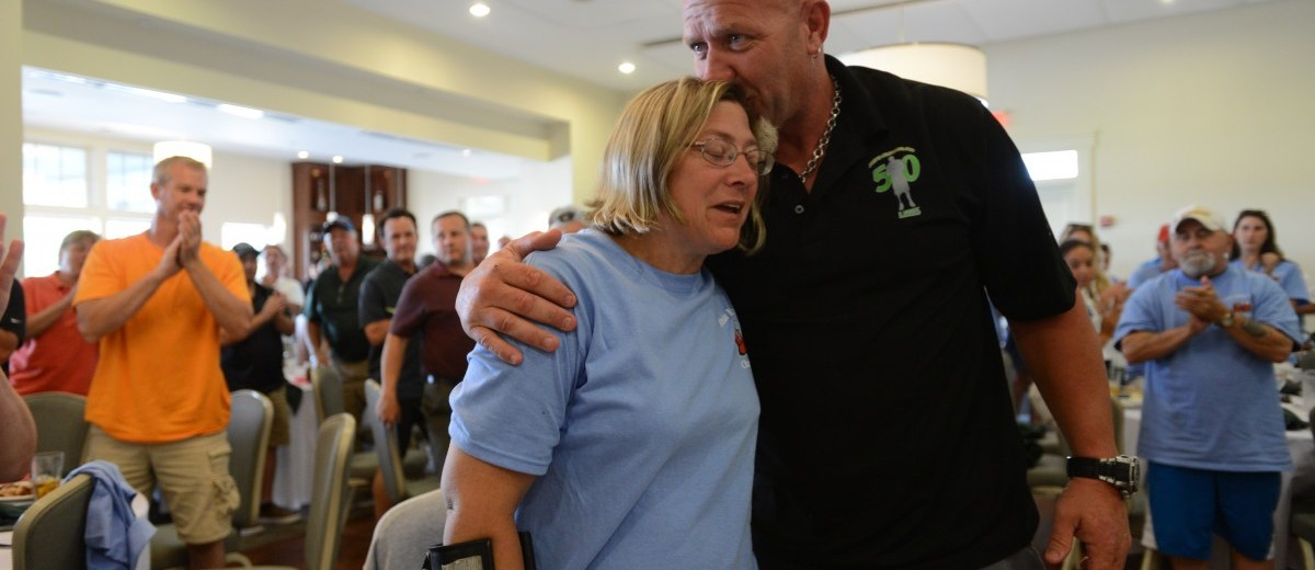 Steve Chamberland helps amputees reclaim their lives through 50 Legs