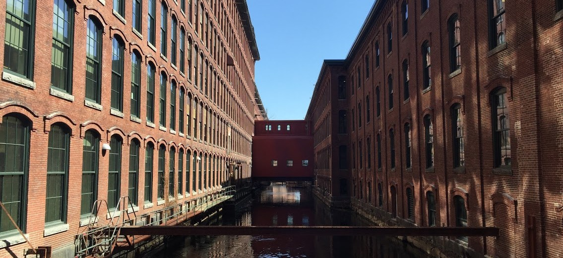 Lowell Canal View