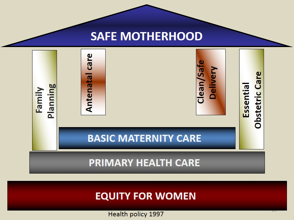 Introduction to Maternal  Child Health \u2013Reproductive Health and - health components
