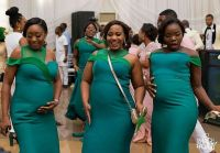 Checkout These Beautiful Photos Of 3 Pregnant Bridesmaid ...