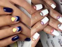 Gel Nail Designs For Winter 2017 2018 Best Cars Reviews