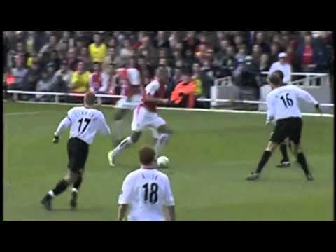 Top 10 Goals From Thierry Henry's Amazing Career