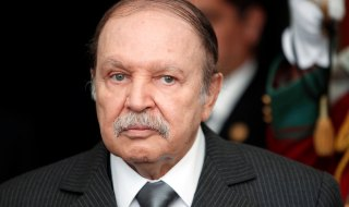 Algeria's President Abdelaziz Bouteflika is seen at the presidential palace in Algiers, in this file picture taken December 11, 2011. Algerian President Abdelaziz Bouteflika has been transferred to France for further medical tests after suffering a minor stroke on April 27, 2013, Algeria's official news agency said.     REUTERS/Louafi Larbi/Files (ALGERIA - Tags: POLITICS HEADSHOT)