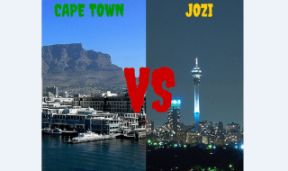 Cape Town And Jozi