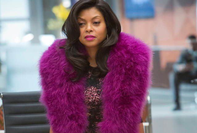 "EMPIRE: Cookie (Taraji P. Henson) demands attention in the ""False Imposition"" episode of EMPIRE airing Wednesday, Jan. 28 (9:00-10:00 PM ET/PT) on FOX. ©2014 Fox Broadcasting Co. CR: Chuck Hodes/FOX"