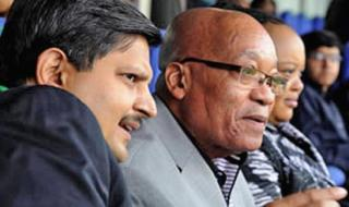 Zuma and Guptas