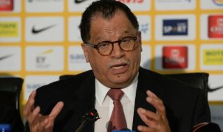 Mayor Danny Jordaan