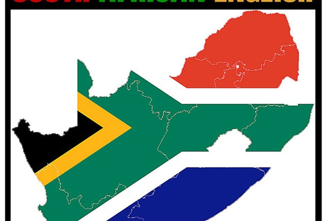 South African English