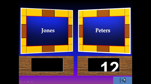How to Make Powerpoint Games Family Feud HowTech - family feud power point template