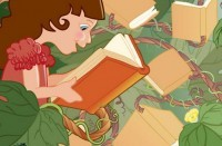 Vector Illustration by Wendy Martin, advocate for children's book illustrators