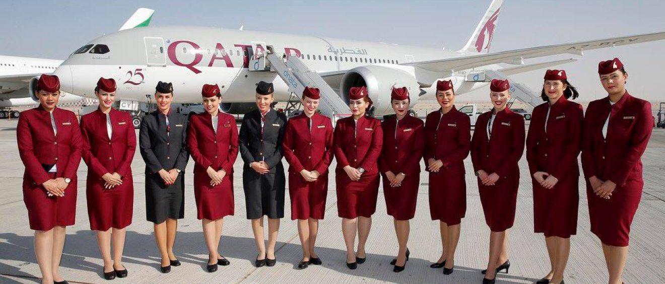 Dubai Girl Hd Wallpaper Qatar Airways Archives How To Be Cabin Crew