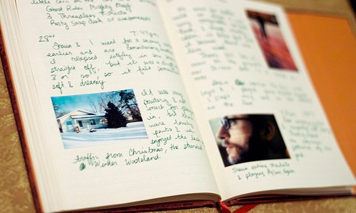 How to Turn Your Love of Journaling Into a Blogged Book