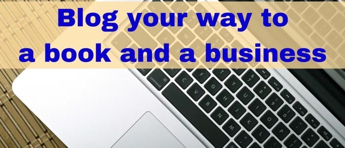 Blog a Book that Creates a Business