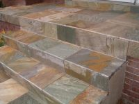 Tiled Concrete Steps Tips