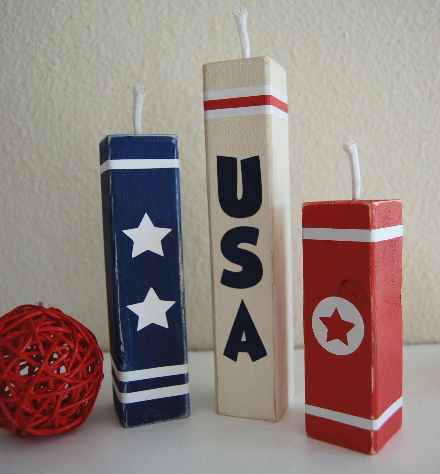 Diy Fourth Of July Porch Decor Made From Wood How To Build It