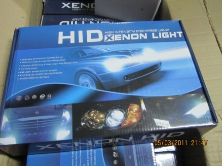 Xs High Intensity Hid
