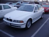 Donated BMW