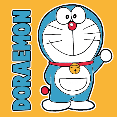 Nobita 3d Wallpaper How To Draw Doraemon With Easy Steps Drawing Lesson How