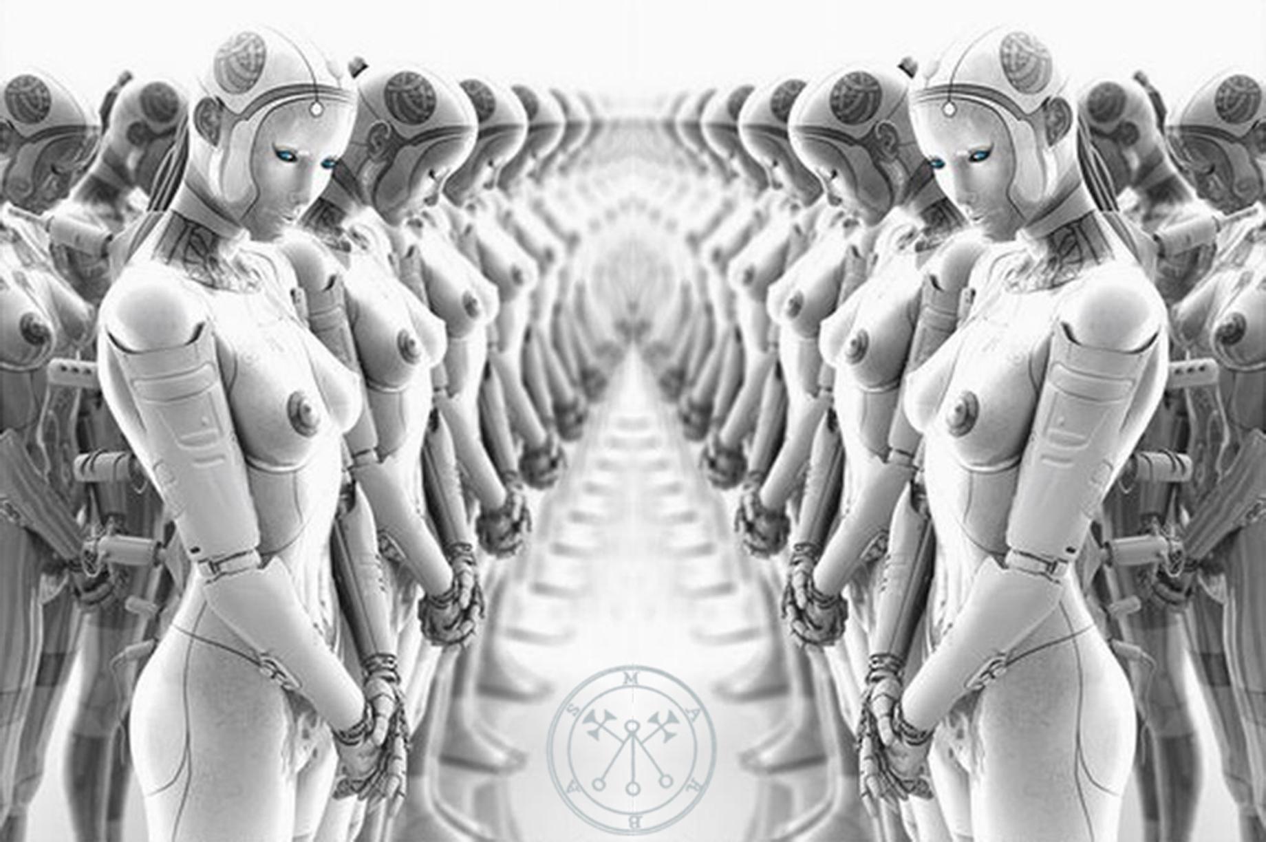 Секс с сексроботом, гиг порно секс роботы видео смотреть HD порно 9 фотография