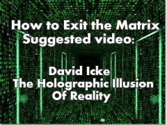 David Icke – The Holographic Illusion of Reality
