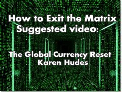Video: The Global Currency Reset with Chris Pante and Karen Hudes
