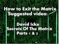 David Icke Secrets Of The Matrix Part 1