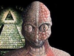 Breaking The Hypnotic Code Of Reptilians – How To See Them!