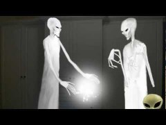 Aliens That Appear As Light- False Light Beings