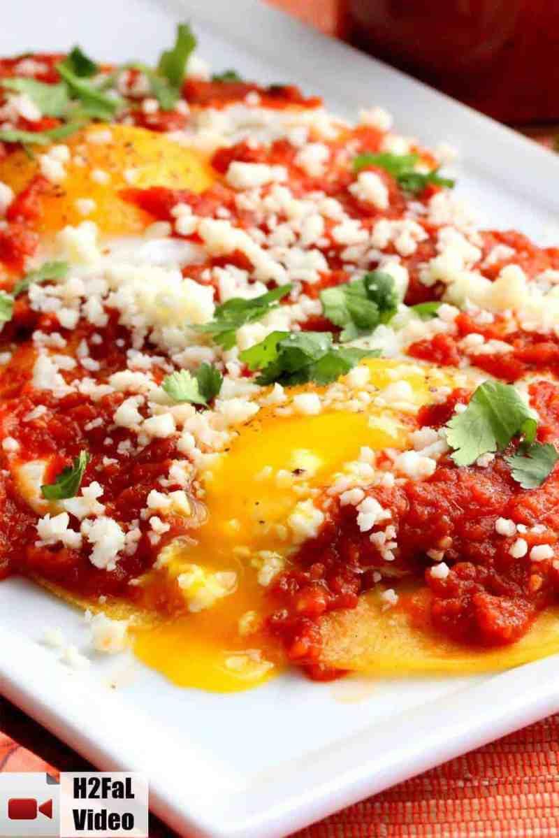 Large Of Easy Huevos Rancheros Recipe