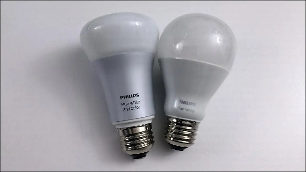 Philips Hue Br30 The Difference Between All Of Philips Hue Light Bulbs